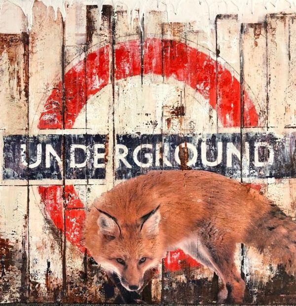 Going Underground - Large
