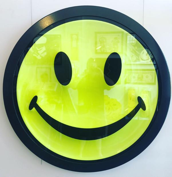 RYCA - Ryan Callanan, Powerpill - Giant Smiley, 2019