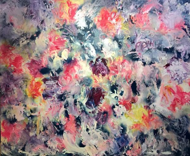 Alexander Rhys, Midnight Blossom , 2021