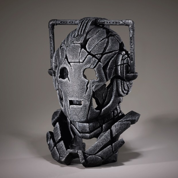 Matt Buckley, Cyberman Bust - Doctor Who