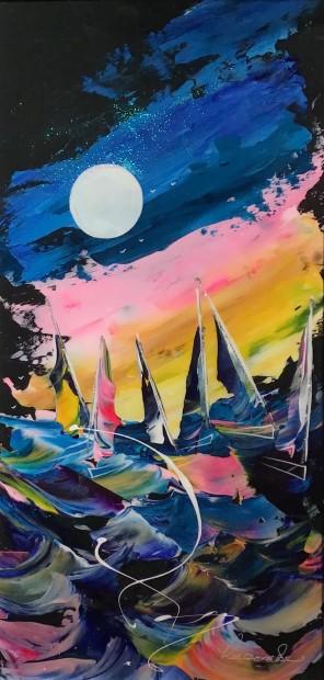 Rozanne Bell, Pink Skies, 2019