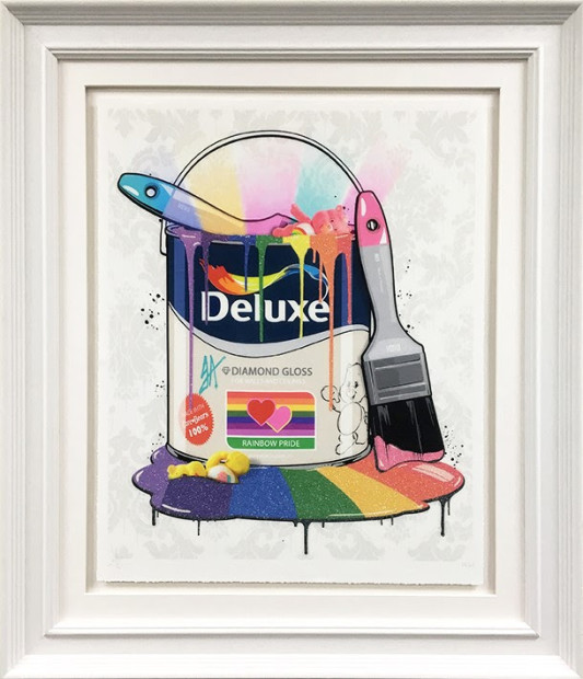 JJ Adams, Deluxe Paint Can - Care Bears , 2018