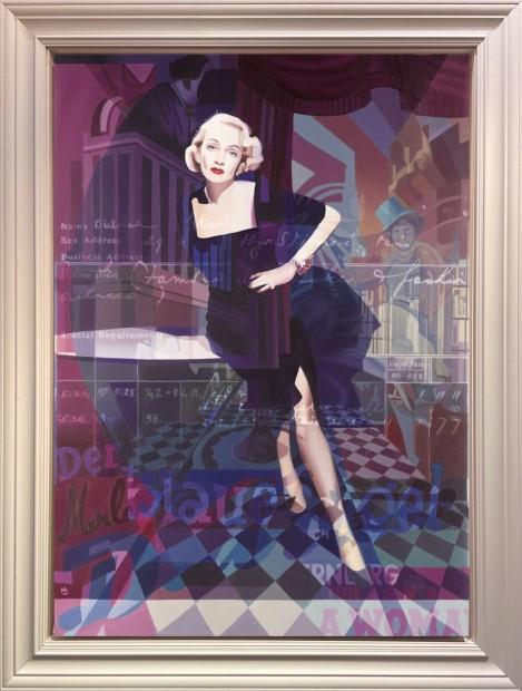 Stuart McAlpine Miller, Marlene Dietrich: Into My World from The Savoy Suite