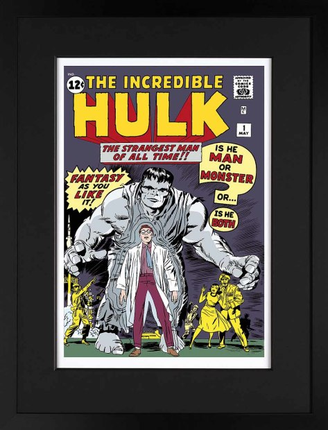 Marvel/ Stan Lee, The Incredible Hulk - #1 The Strangest Man Of All Time, 2013