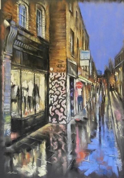 Marc Gooderham, The Parade - Brick Lane, 2018