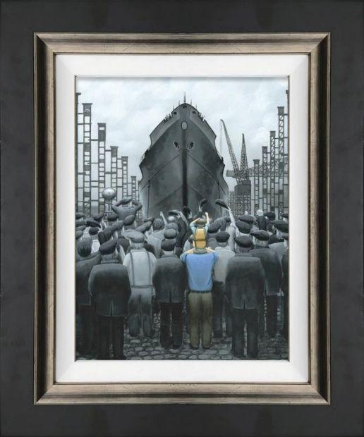 Leigh Lambert, The Ship that Dad Built