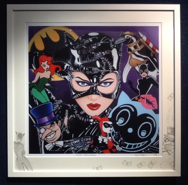 Marie Louise Wrightson, Catwoman Batman Returns, 2019