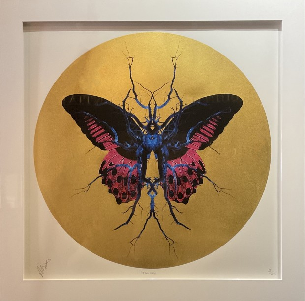 Maxim (From the Prodigy), Therapy Butterfly, 2021