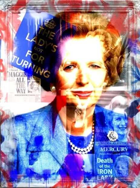 Dan Pearce, Margaret Thatcher , 2019