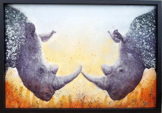 Dan Pearce, Endangered - The Javan Rhino, 2018