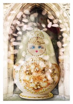 Mark Davies, Matryoshka - From Russia With Love