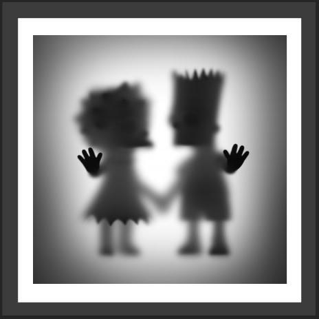 Whatshisname, Gone Bart and Lisa