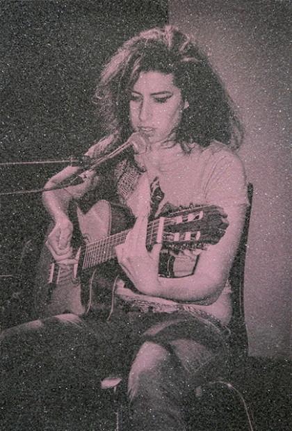 David Studwell, Amy Winehouse IV, 2019