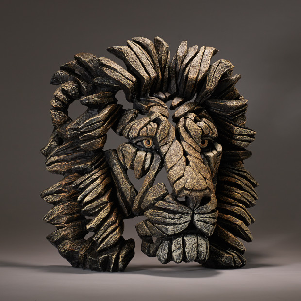 Matt Buckley, Lion Bust - Savannah