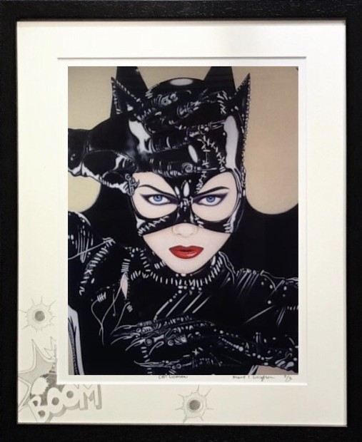 Marie Louise Wrightson, Catwoman, 2019