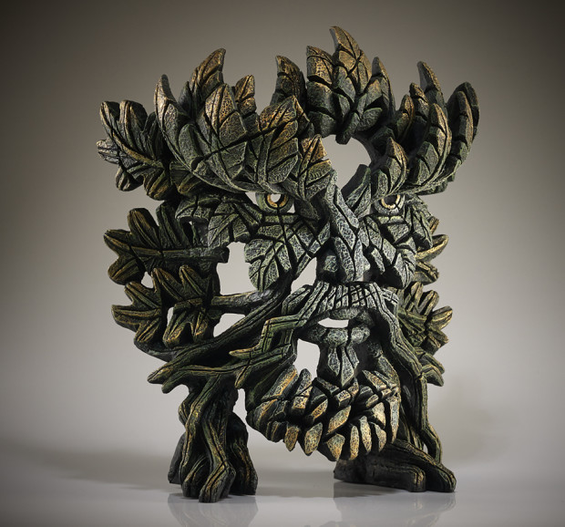 Matt Buckley, Green Man Bust