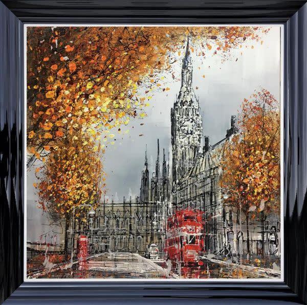 Nigel Cooke, London Central, 2021