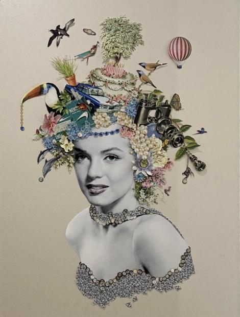 Maria Rivans, Pearl - (Marilyn Monroe), 2021