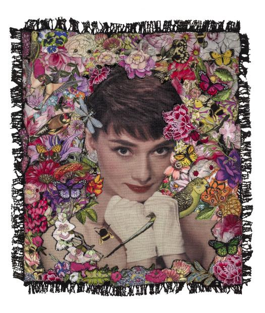 Roberta Roman, Audrey - The Birds And The Bee's - Original, 2019