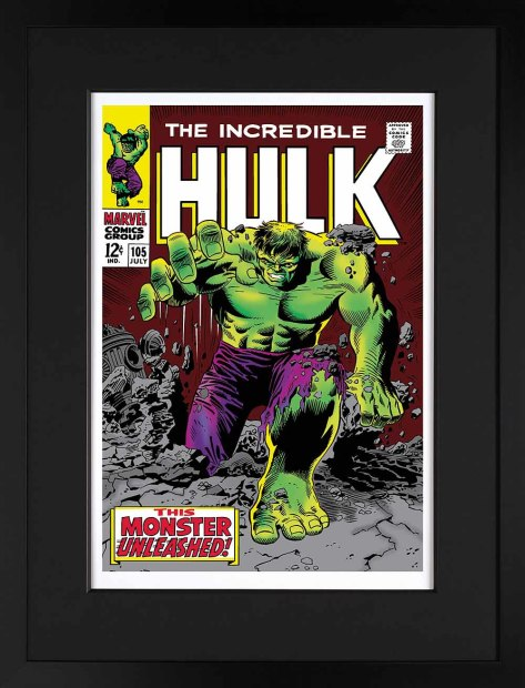 Marvel/ Stan Lee, The Incredible Hulk - This Monster Unleashed # 105, 2013