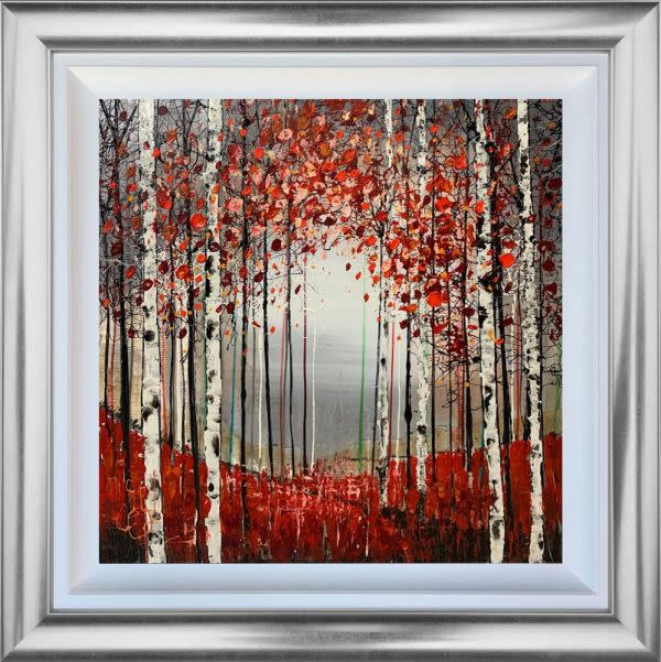 Nigel Cooke, The Red Forest