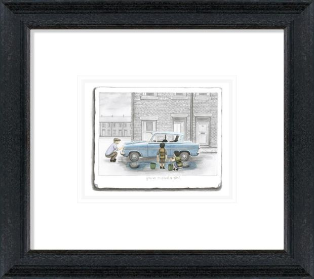 You've Missed A Bit - Sketch