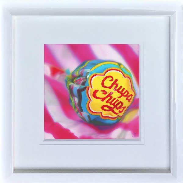 Sarah Graham, Cola Chupa Chups Paper