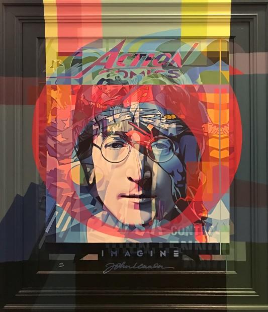 Stuart McAlpine Miller, Lennon - In My Life, 2021
