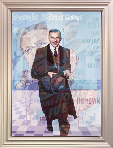 Stuart McAlpine Miller, Frank Sinatra: Man About Town from The Savoy Suite