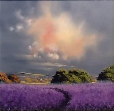 Allan Morgan, Purple Haze, 2017