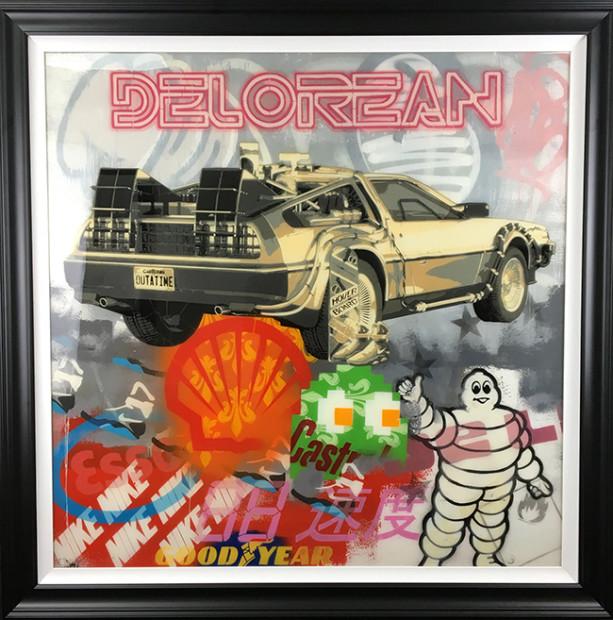 ZombieDan, DeLorean, 2018