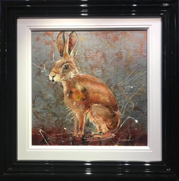 Rozanne Bell, Hare, 2019