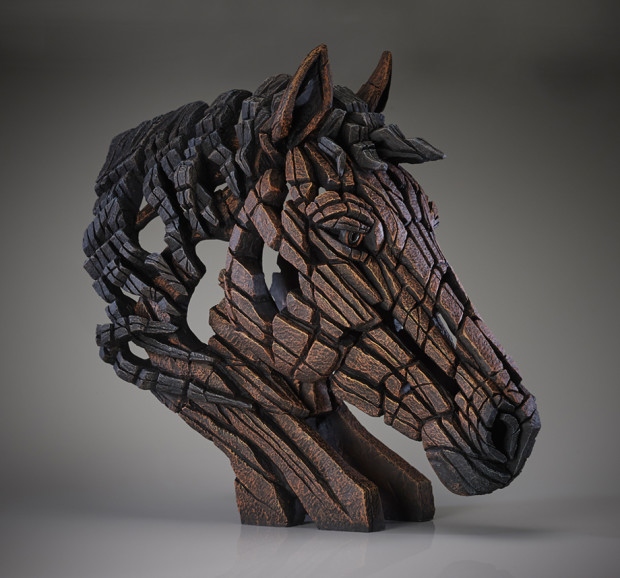 Matt Buckley, Horse Bust (Bay)