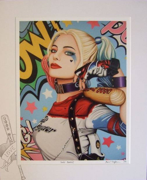 Marie Louise Wrightson, WOW, Harley, 2021