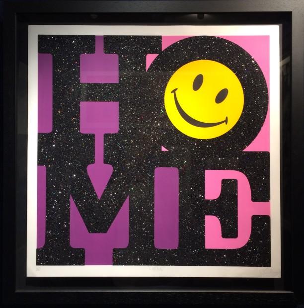 RYCA - Ryan Callanan, Home - Pink, 2017