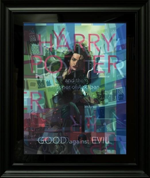 Stuart McAlpine Miller Spellbound In Motion, 2021 Framed Limited Edition Boxed Canvas Framed Size : 46 1/2 x 39 inches Framed Size : 117 x 98.5 cms Edition of 75