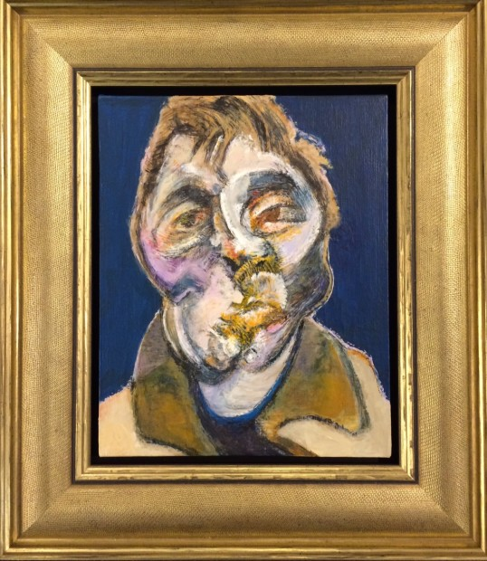 Peter Osborne, Francis Bacon - , 2018