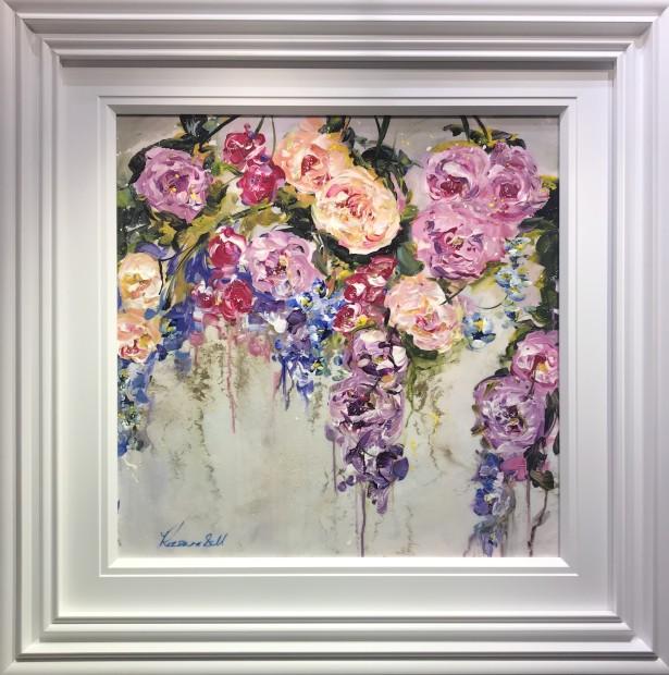 Rozanne Bell, Garden Blooms, 2019