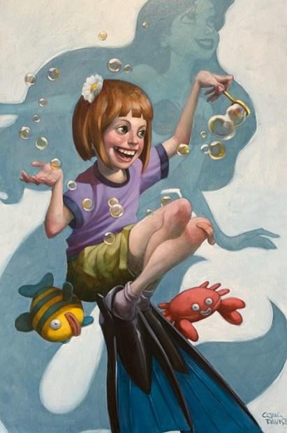 Craig Davison, Under The Sea, 2020