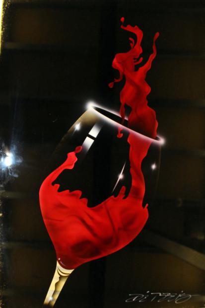 Chris De Rubeis, Red Reach, 2017