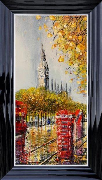 Nigel Cooke, Westminster Traffic, 2021