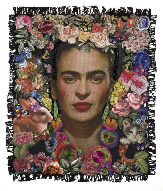 Roberta Roman, Frida, The Birds & The Bee's, 2019