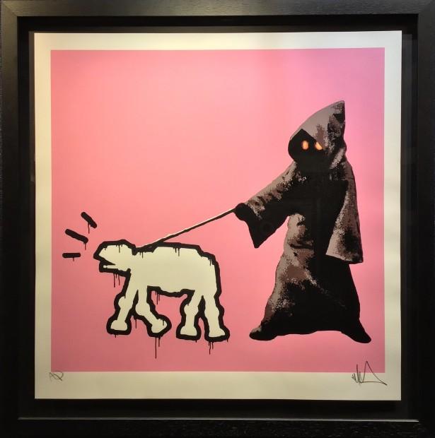 RYCA - Ryan Callanan, Choose Your Droid - Pink