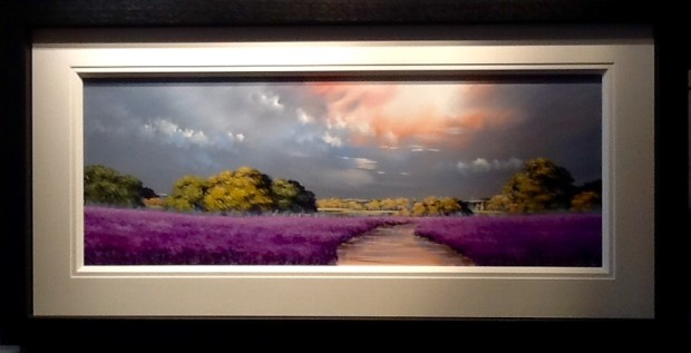 Allan Morgan, Lavender Hope, 2018