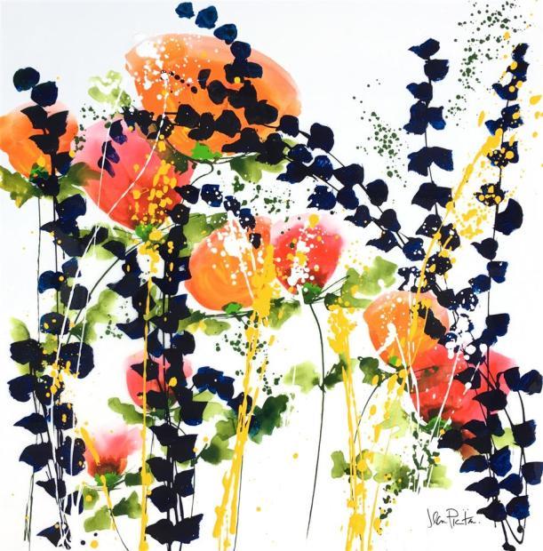 Jean Picton, Hello Spring , 2018