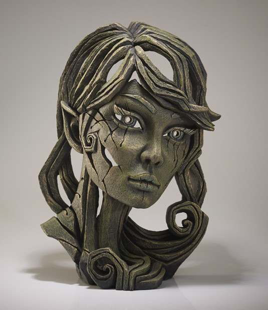 Matt Buckley, Elf Bust (Leaf)