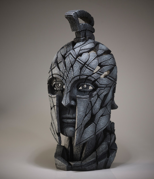 Matt Buckley, Spartan Bust (Slate)