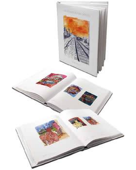 Bob Dylan The Drawn Blank Book, 2008 Book