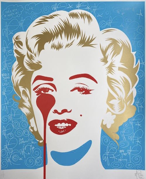 Pure Evil, Marilyn Classic Golden Age, 2021