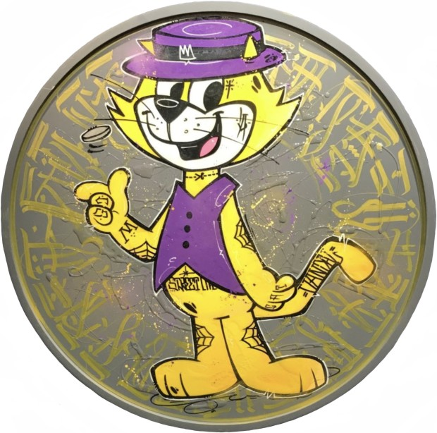 Opake One, Flip A Coin, 2020